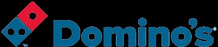 Логотип Domino's
