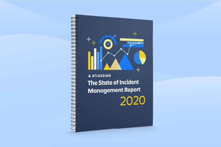 The State of Incident Management Report 2020 cover