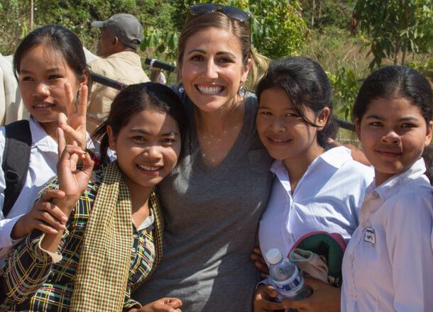 Atlassian volunteer in Cambodia