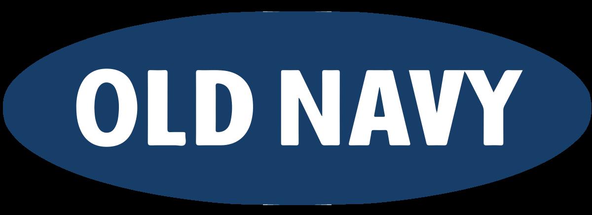 Logo von Old Navy