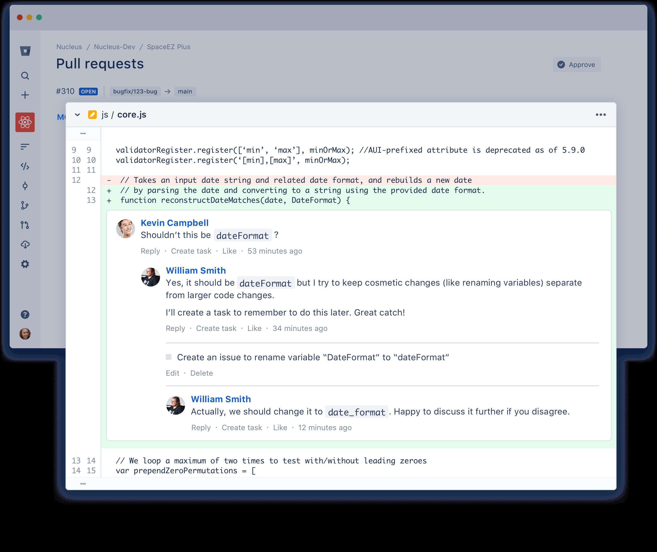 Dodawanie zatwierdzeń w aplikacji Sourcetree