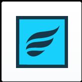 Zephyr 로고