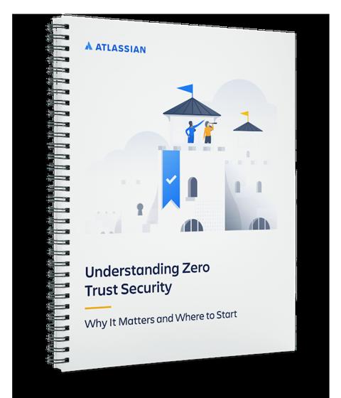 Изображение: обложка технического документа «Общие сведения о модели нулевого доверия»