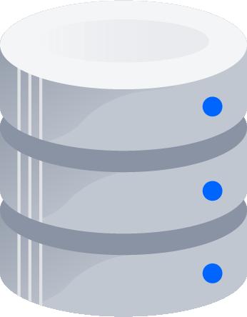 Illustration of server