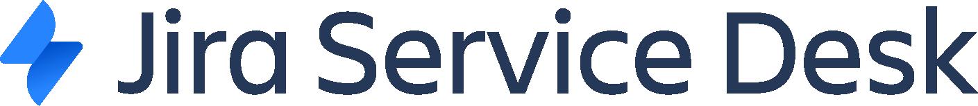 JIRA Service Desk Logo