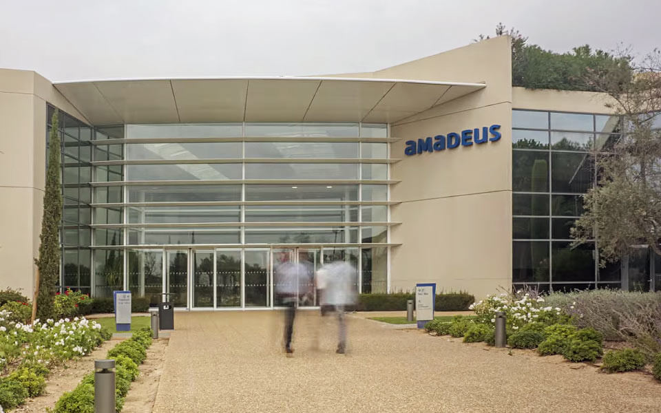 Amadeus office