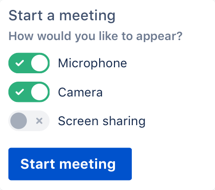 Stride Meetings: video chat, voice calling, screen sharing