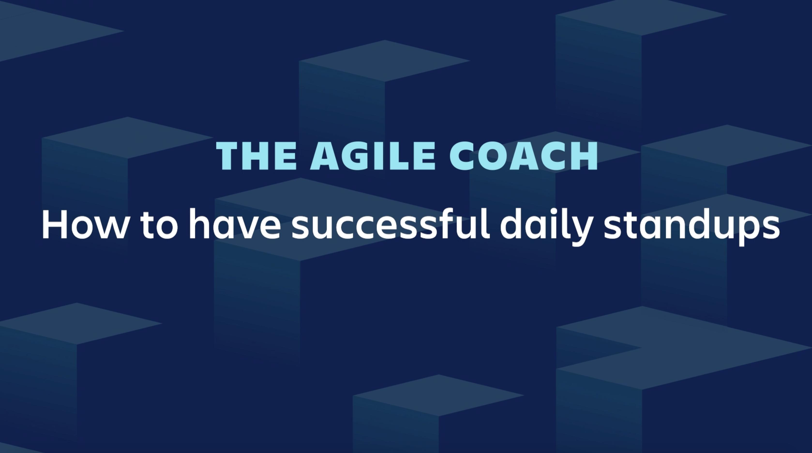 Agile Coach Sydney agile daily standup