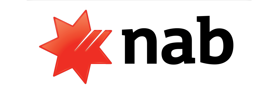Логотип Национального банка Австралии