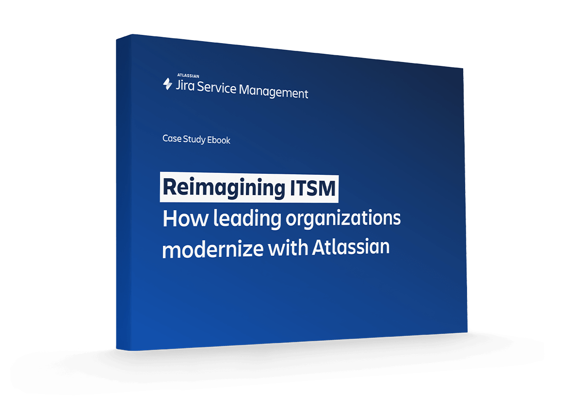 Omslagafbeelding Een nieuwe draai aan ITSM