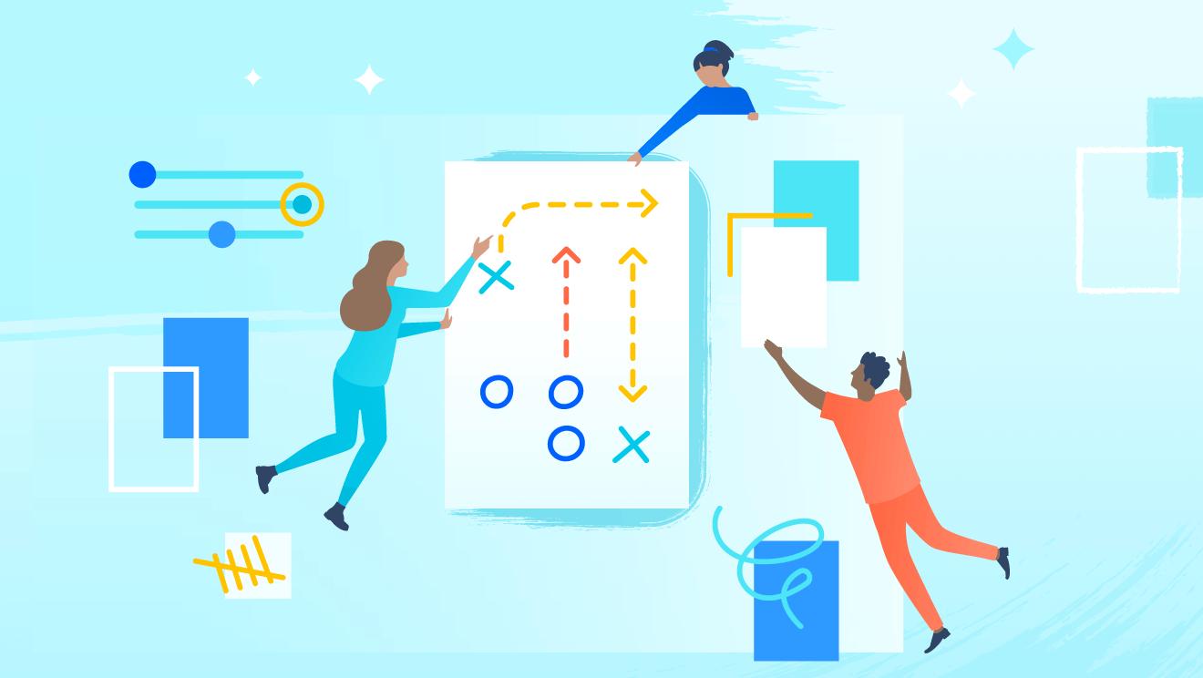 仕事の質の向上でチームを改善