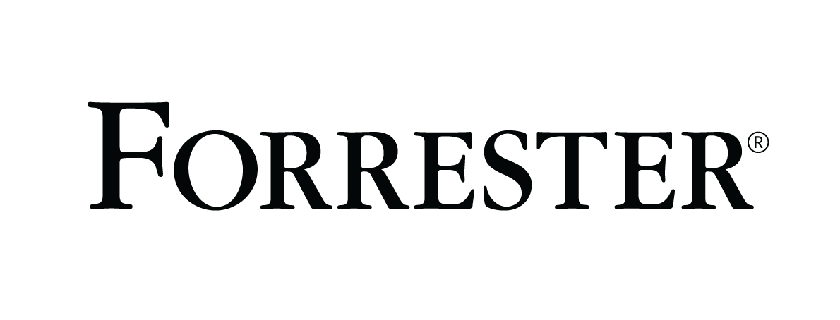 Forrester 徽标