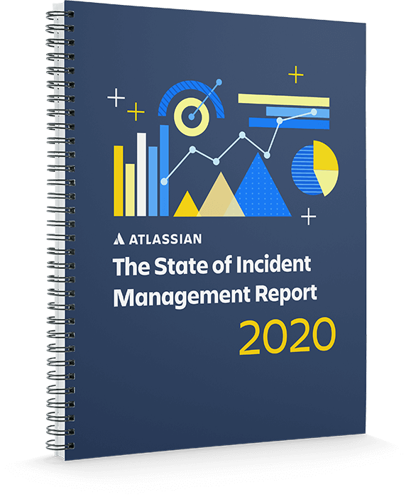 Omslag witboek met rapport over de status van incidentmanagement