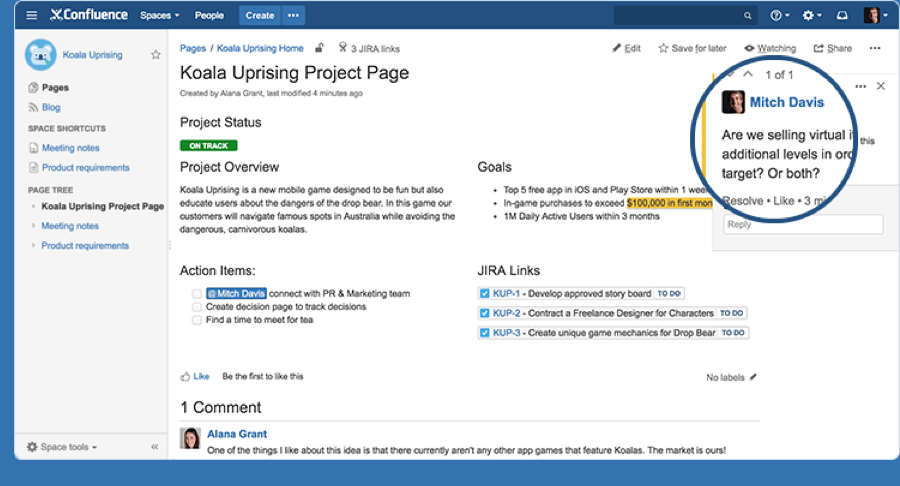 project-management-software-confluence-inline-comment-screenshot