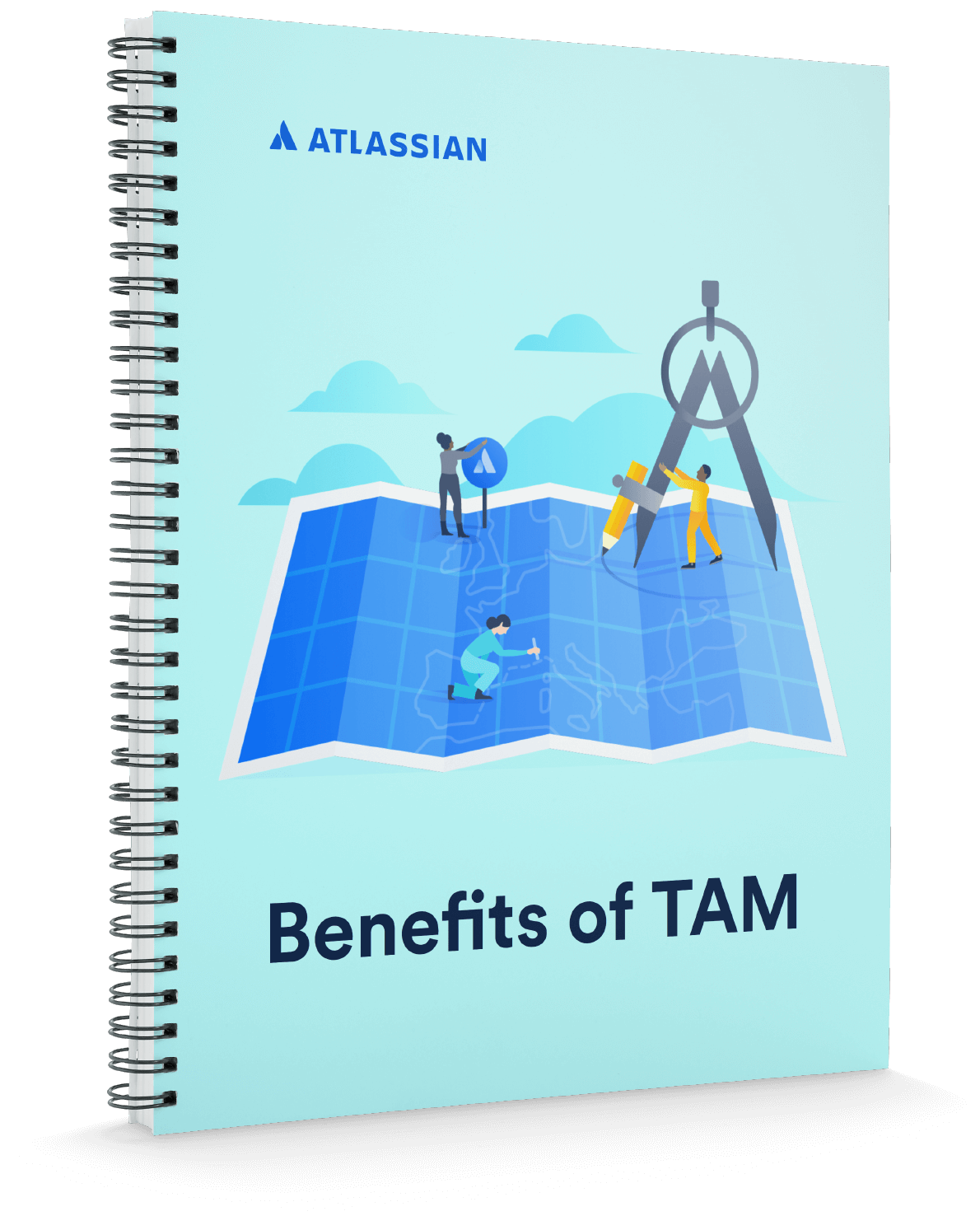 Benefits of TAM notebook cover