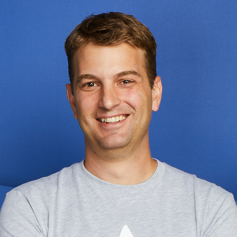 Portrait of Adrian Ludwig