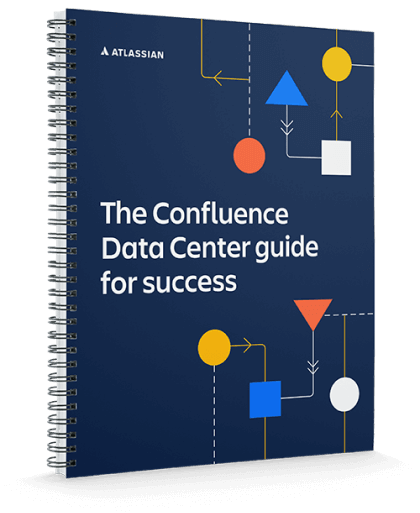 The Confluence Data Center guide for success (Der Confluence Data Center-Leitfaden zum Erfolg)