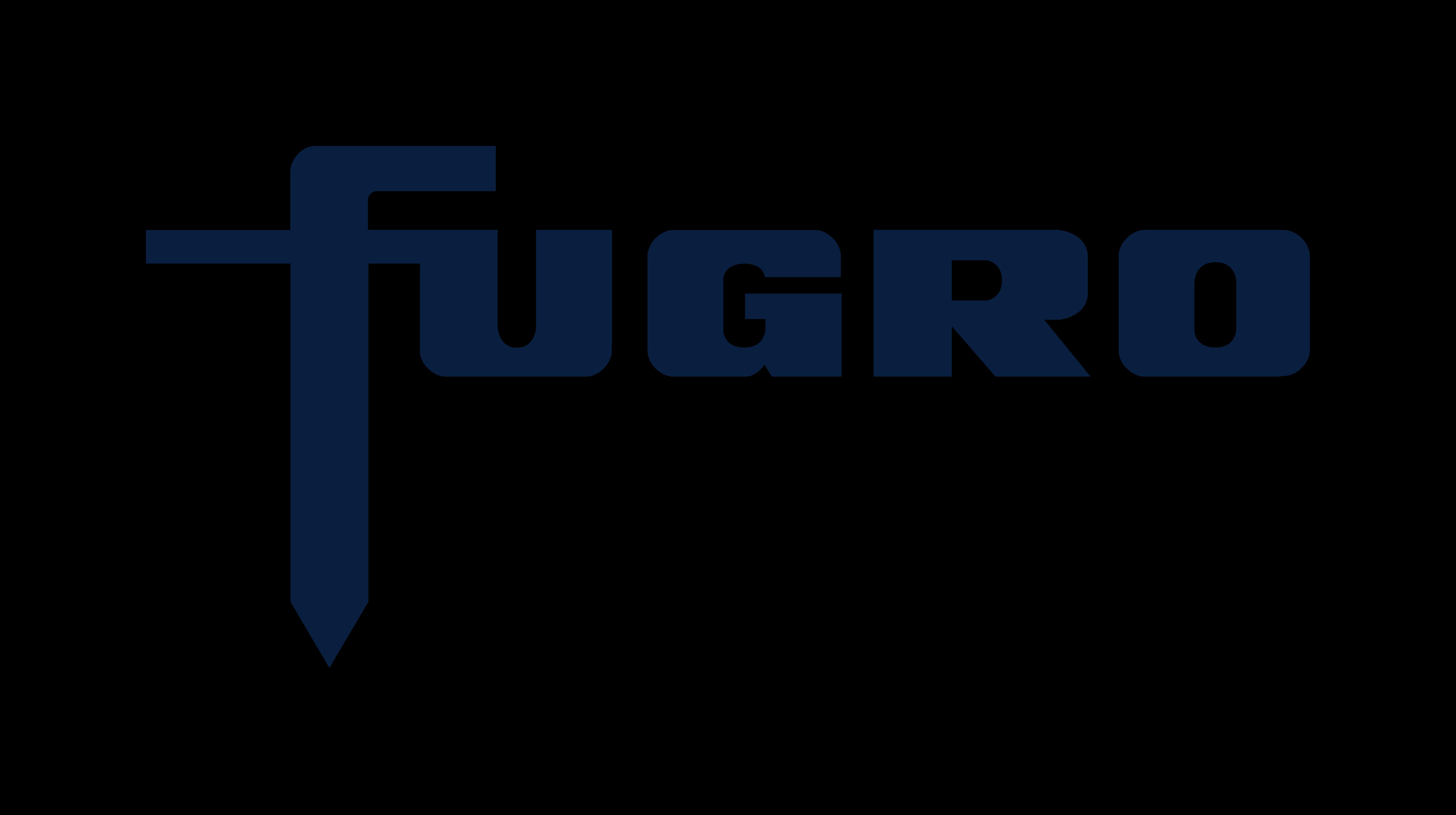 Fugro 徽标