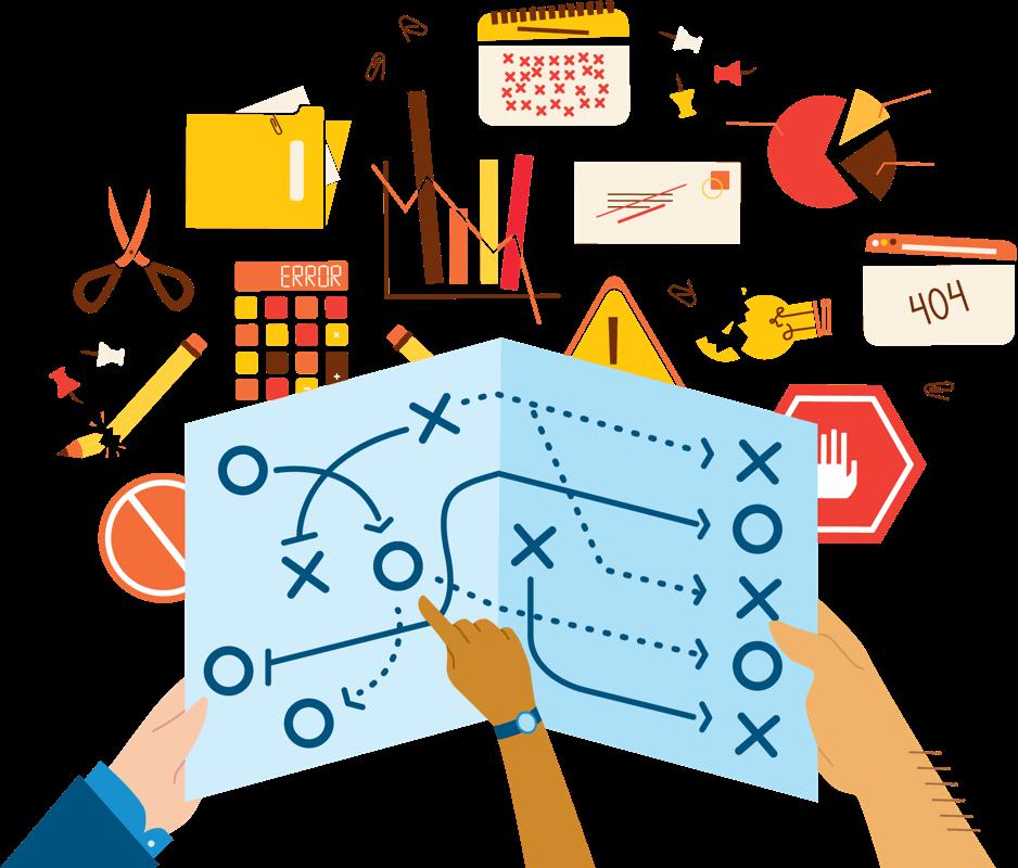 Manual de estrategias para equipos