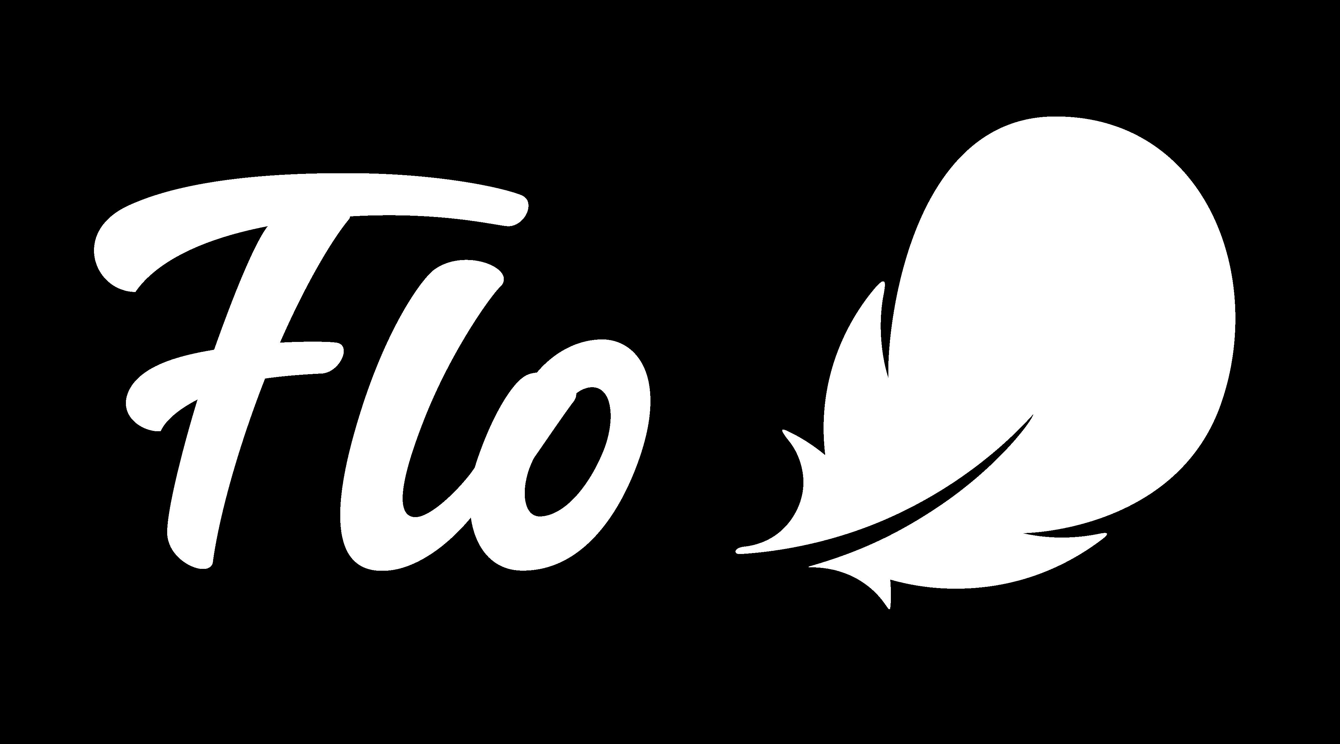 Логотип Flo