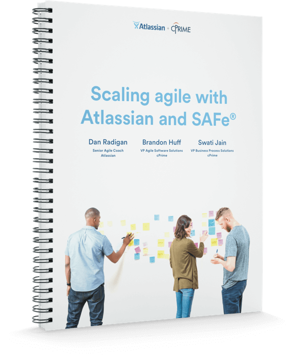 Scaling agile with Atlassian & Safe