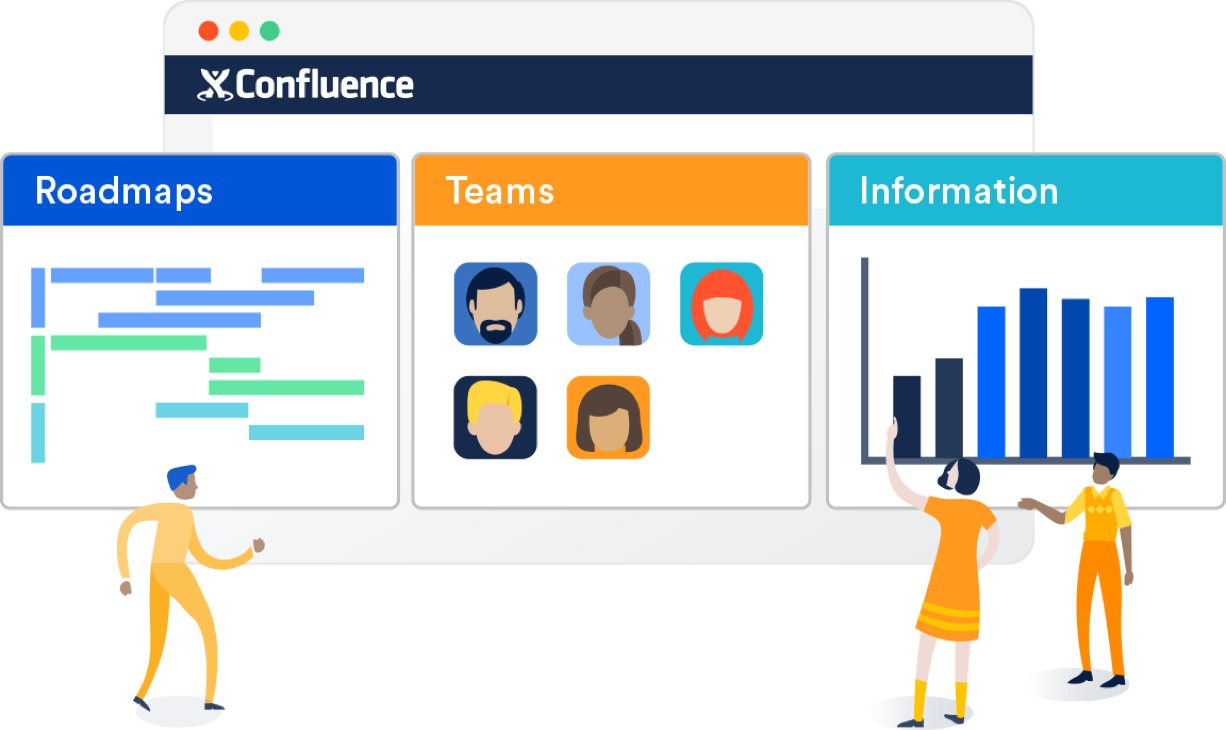 confluence features atlassian
