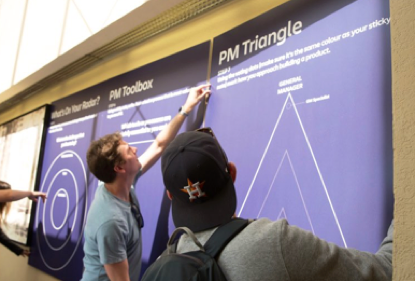 Product management craft triangle