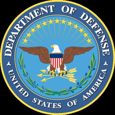 Logo Amerikaanse ministerie van defensie