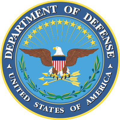 Logotipo del Departamento de Defensa de EE.UU.