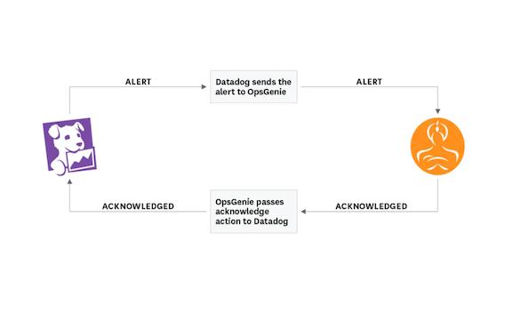 Sync Datadog alerts with Opsgenie