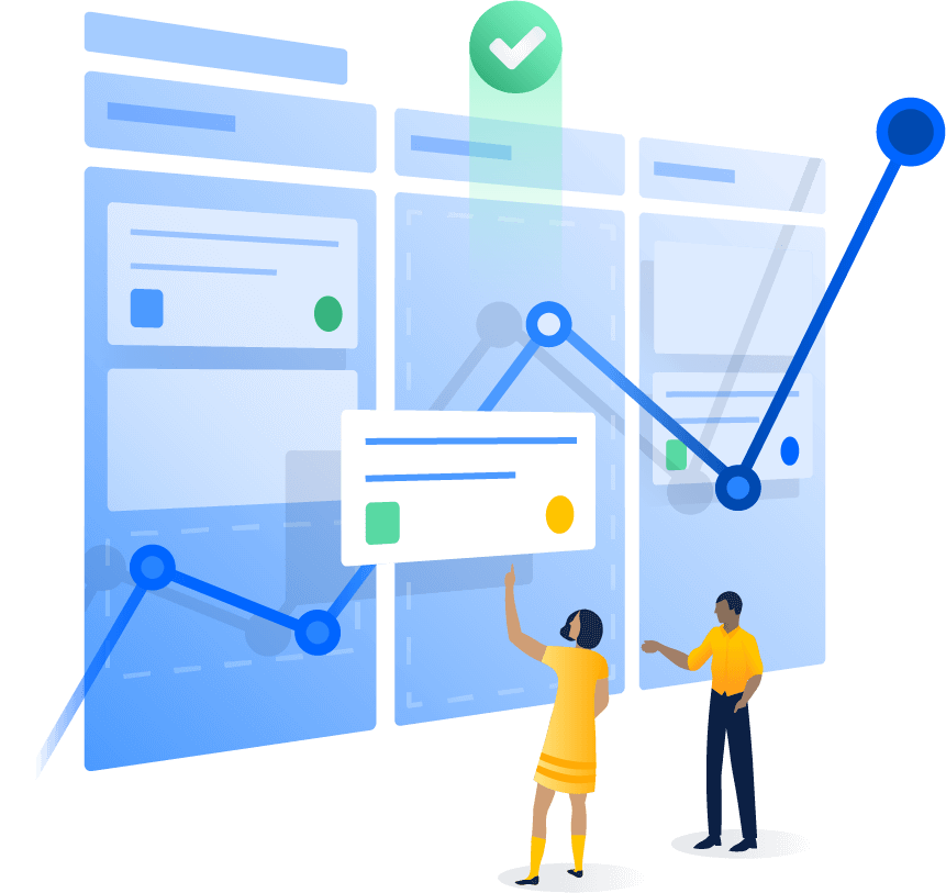 Proyecto de metodología ágil de Atlassian | Orientador ágil de Atlassian