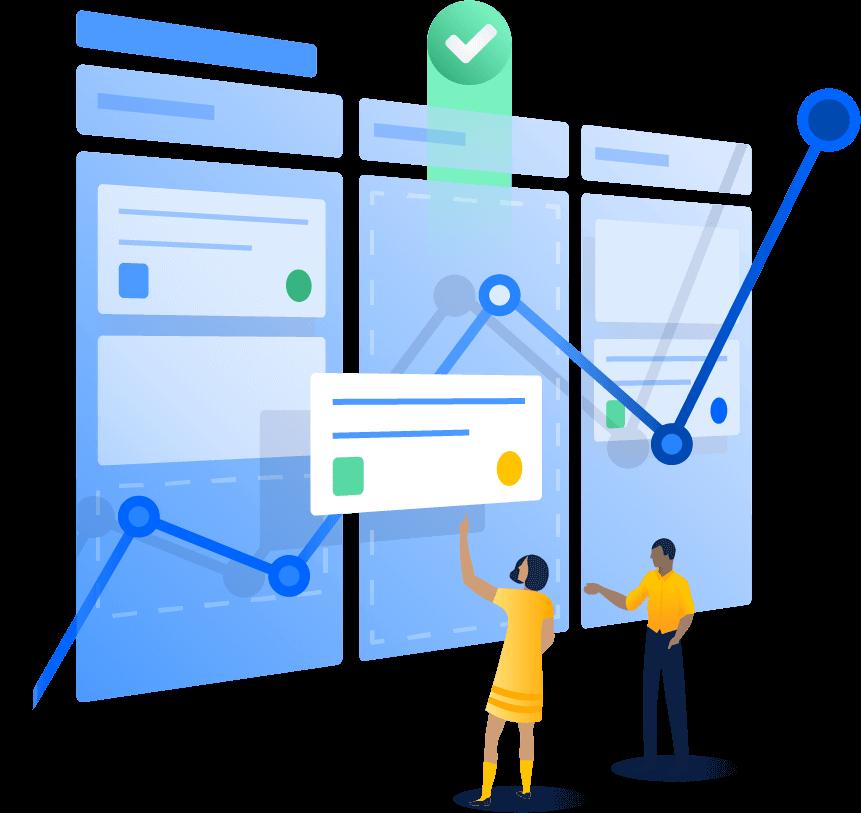 Projeto de agilidade da Atlassian | Atlassian Agile Coach