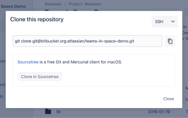 Clonare questo repository