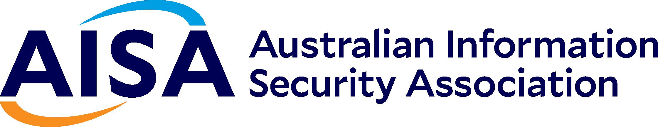 Logo australijskiego stowarzyszenia ds. bezpieczeństwa informacji AISA