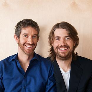 Oprichters van Atlassian