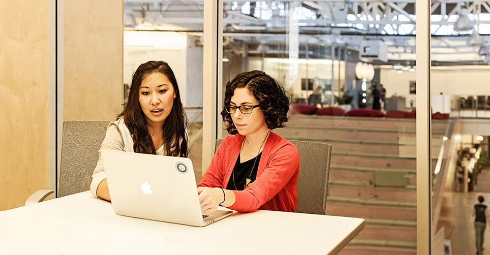 Atlassian marketing team at work