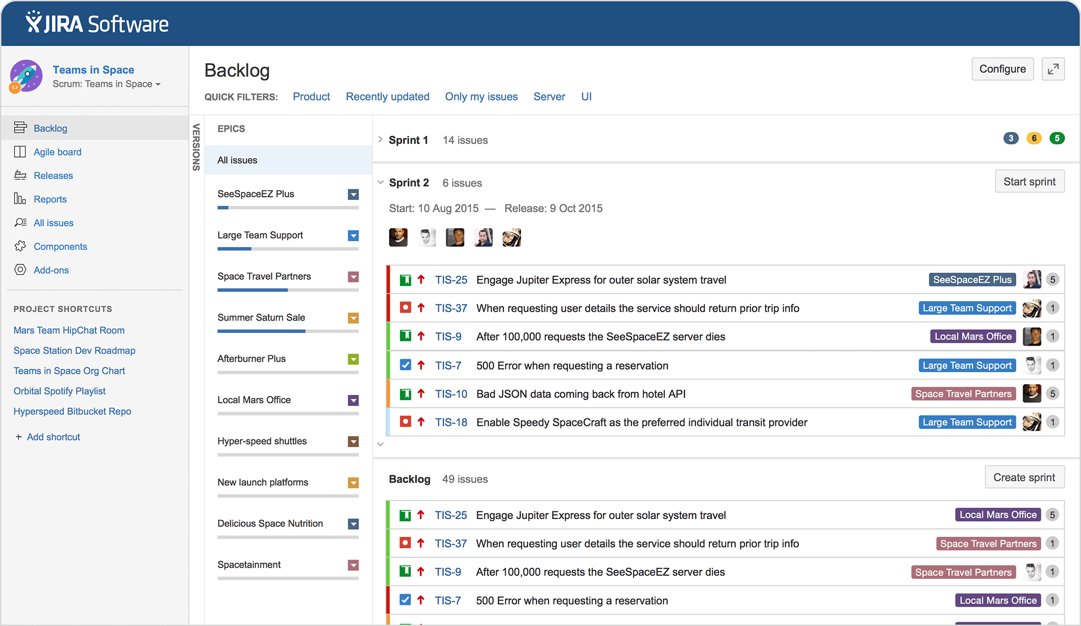JIRA | Issue & Project Tracking Software | Atlassian