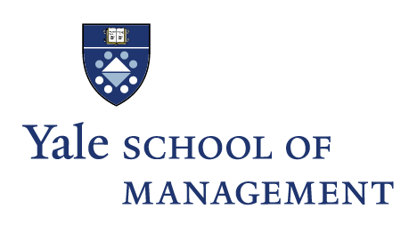 Logo van Yale School of Management