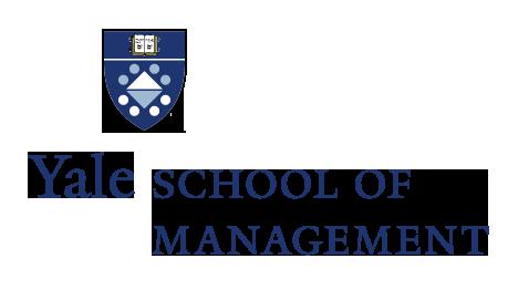イェール大学経営大学院のロゴ