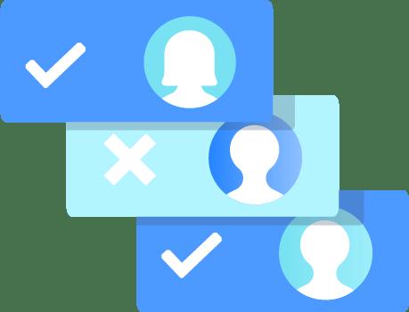 Mise à niveau d'utilisateurs