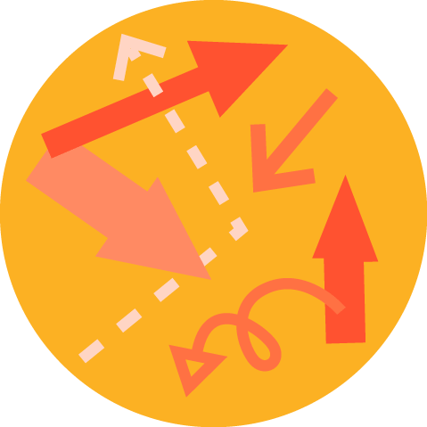 Несовпадение мнений о направлении— признак того, что ваш проект подвержен рискам.