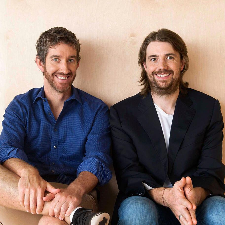 Mike & Scott