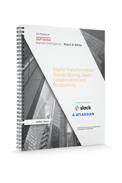 Digital Transformation Trends Driving Team Collaboration and Productivity