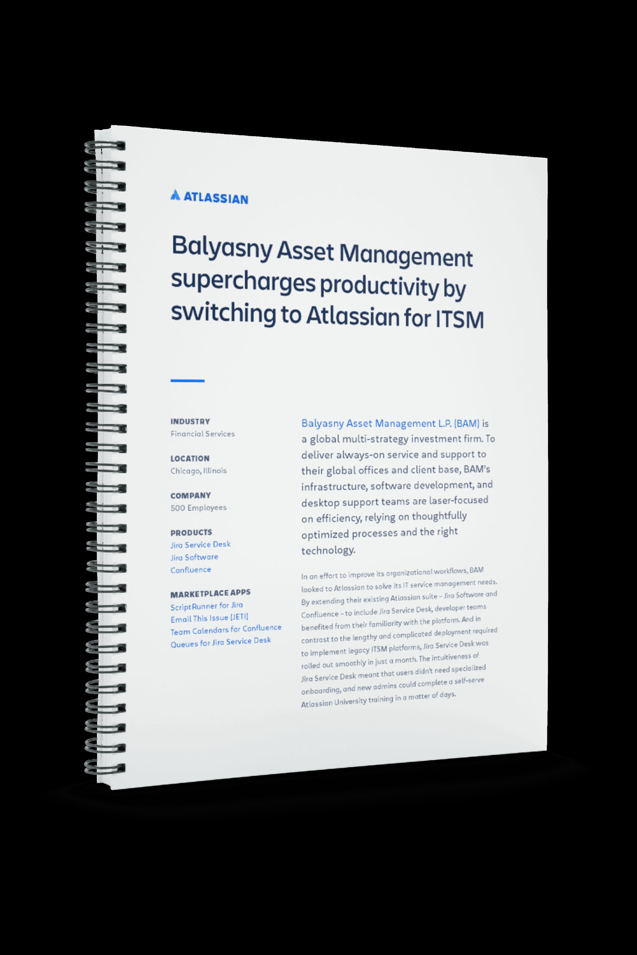 Balyasny Asset Management PDF Cover