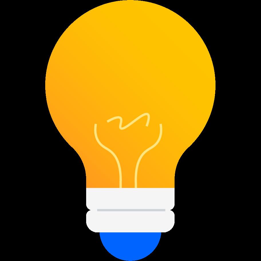 Lightbulb illustration