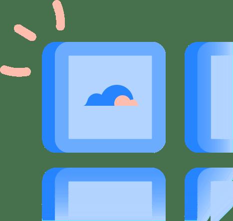 Illustratie apps