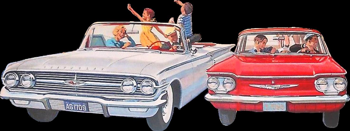1950s illustration