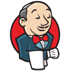Jenkins for Jira のロゴ