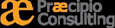 Praecipio logo