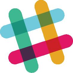Slack のロゴ